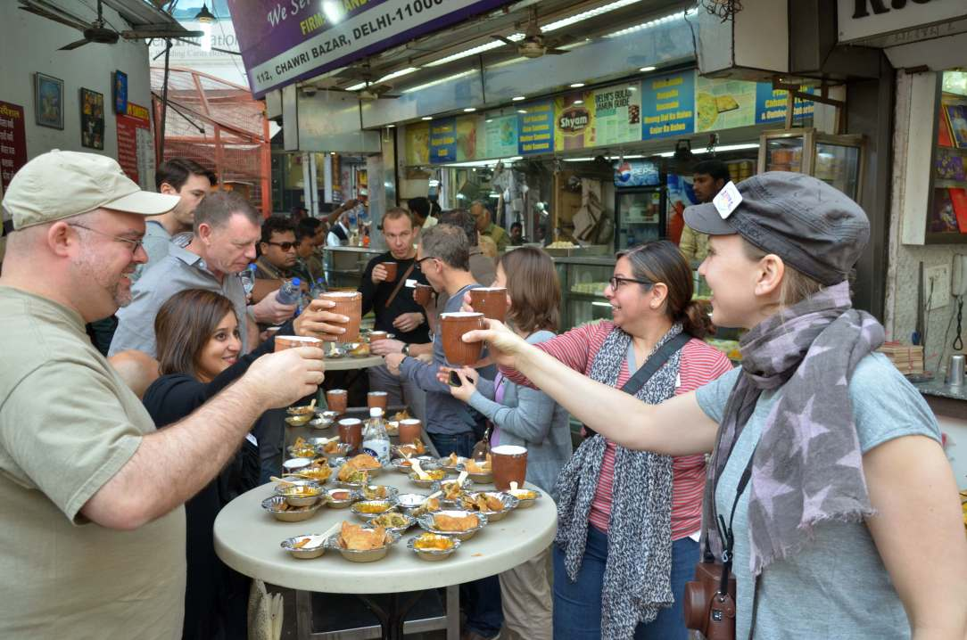food tours of india